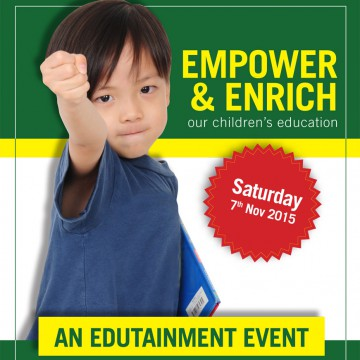 An Edutainment Event