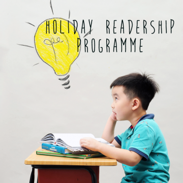 2015 Holiday Readership Programme
