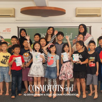 COSMOTOTS-iqd Holiday Programmes June 2017