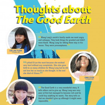 Thoughts about The Good Earth