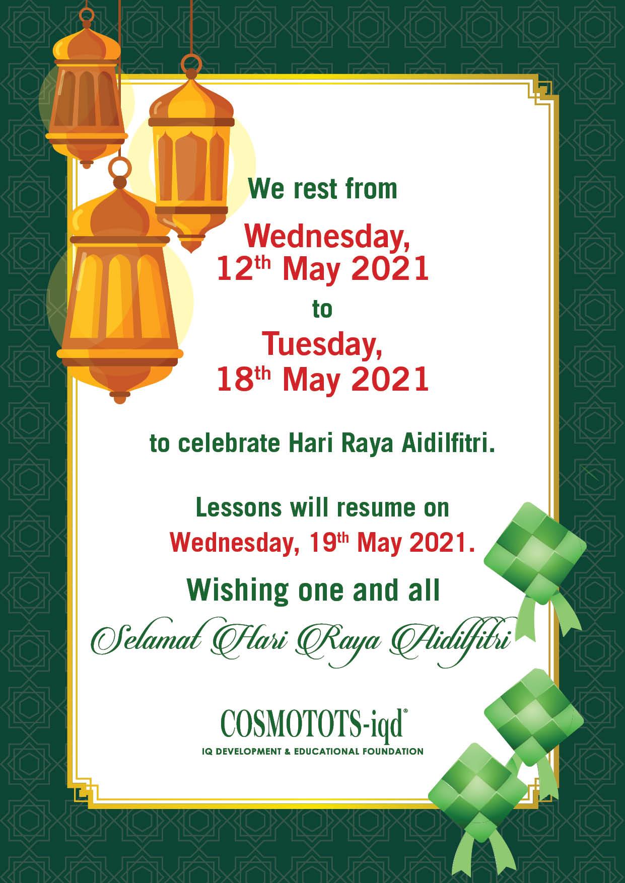 Raya Holiday notice-2